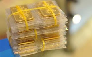 Giá vàng cuối tuần tăng vọt