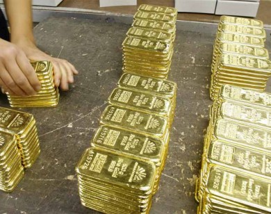 Giá vàng hôm nay 27/9/2019: Vàng tiếp tục giảm nhẹ