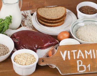 Bạn có biết tác dụng của Vitamin B1?