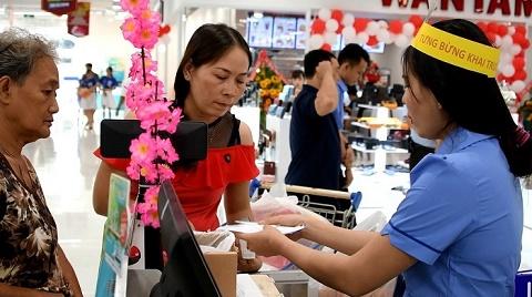 Nhà bán lẻ Saigon Co.op khai trương Co.opmart Thoại Sơn tại An Giang