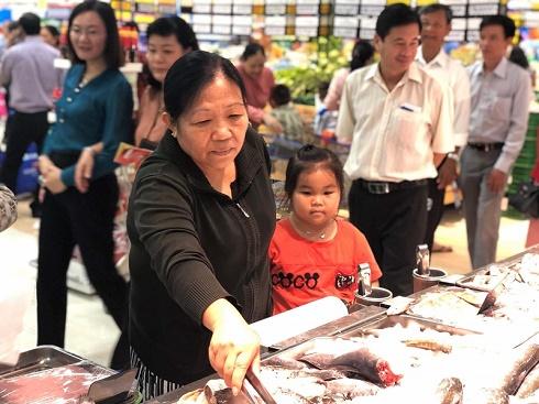 Saigon Co.op khai trương siêu thị đầu tiên trong năm Canh Tý 2020