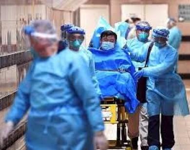 1771 người mới nhiễm corona trong 1 ngày tại Trung Quốc