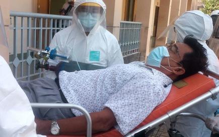Bệnh viện dã chiến TP HCM sẵn sàng tiếp nhận ca nhiễm corona