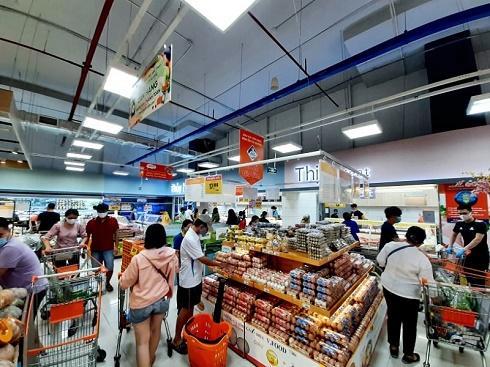 Saigon Co.op dự trữ hàng hóa dồi dào, không tăng giá