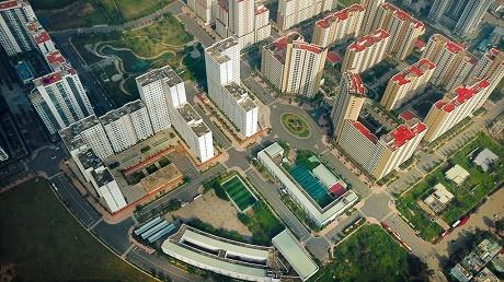 Tồn kho - gánh nặng lớn của doanh nghiệp bất động sản