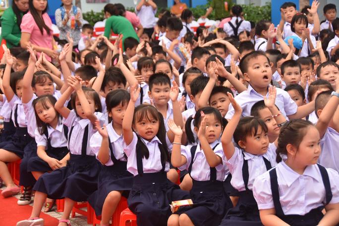 TP HCM: Học sinh đi học lại từ ngày 4-5, không tập trung đồng loạt