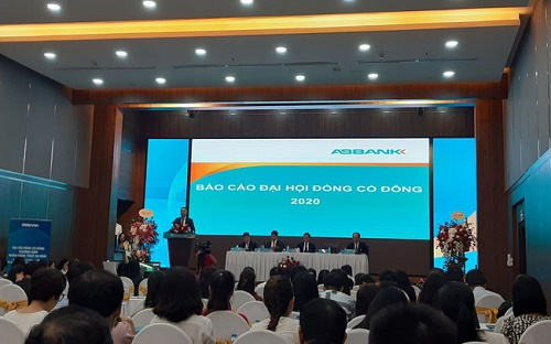 ĐHĐCĐ ABBank: Mục tiêu lợi nhuận trước thuế hơn 1.300 tỷ, xoá sạch nợ VAMC trong năm 2020