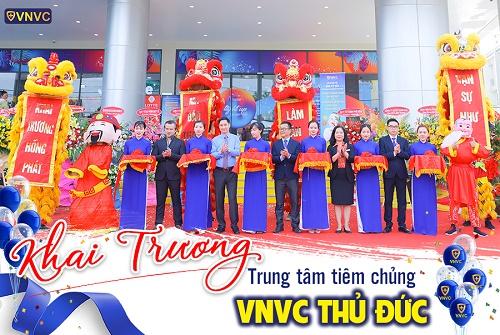 VNVC khai trương trung tâm thứ 6 tại Thủ Đức