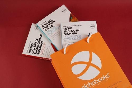 Alpha Books phát hành 3 cuốn sách về định giá