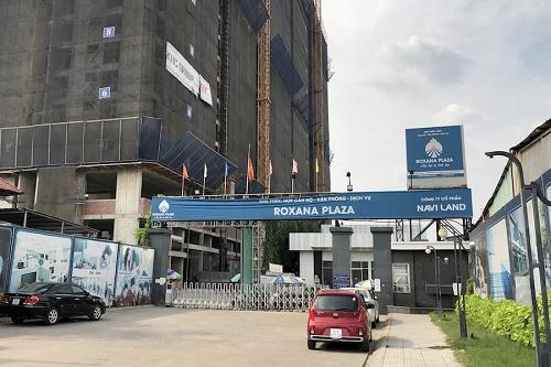 """UBND Bình Dương có """"ưu ái"""" cho chủ đầu tư dự án Roxana Plaza?"""