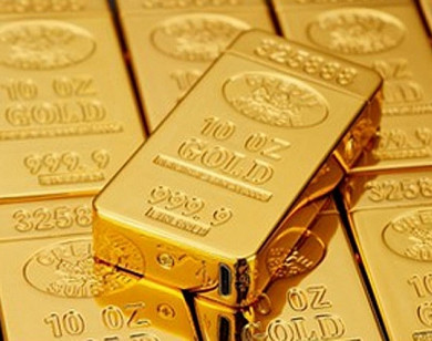 Giá vàng thế giới chiều 3/7 quay đầu giảm nhẹ