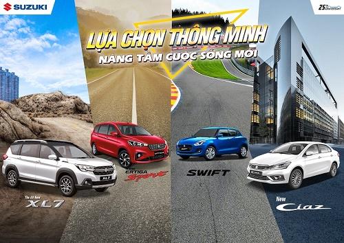 Lựa chọn Suzuki để nâng tầm cuộc sống