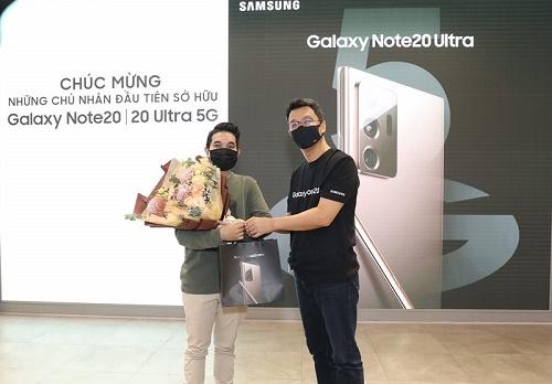 Samsung chính thức mở bán Galaxy Note20 | Note20 Ultra