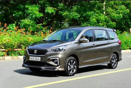 Suzuki Ertiga Sport, mẫu MPV kinh tế, an toàn, tiện nghi cho trải nghiệm trọn vẹn