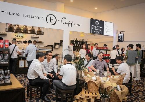 Trung Nguyên Legend được vinh danh Top 5 thương hiệu hàng đầu Việt Nam