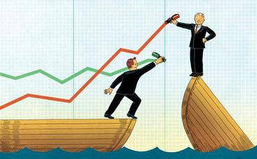 VnIndex tăng trở lại, nhóm cổ phiếu ngân hàng rục rịch bứt phá