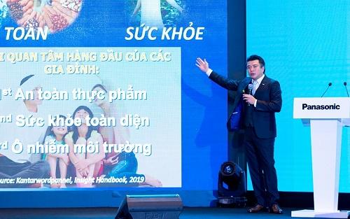 Panasonic ra mắt bộ chăm sóc sức khỏe toàn diện Wellness Solution nâng cao chất lượng sống của người Việt Nam