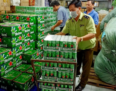 Bia Heineken kém chất lượng