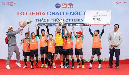 Thách thức Lotteria Cup 2020: TBS Kids và Hanoi Soccer chiến thắng thuyết phục, giành quyền đi tiếp vào chung kết