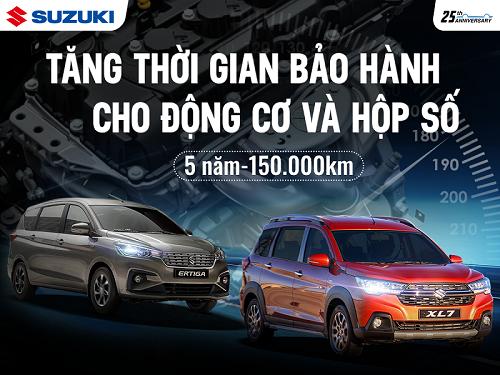 Suzuki là hãng xe Nhật có chi phí bảo dưỡng thấp nhất thị trường