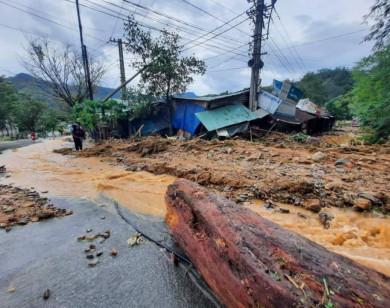 Sạt lở đất ở Quảng Nam: Đã tìm thấy 16 thi thể, số người mất tích vẫn đang được tìm kiếm
