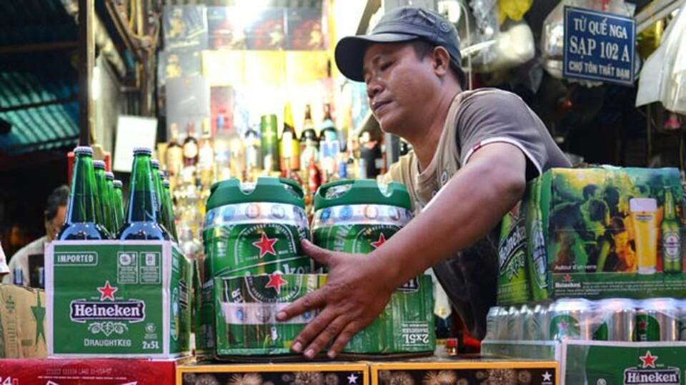 Bộ Công Thương vào cuộc vụ Heineken không cho đại lý phân phối bia của hãng khác