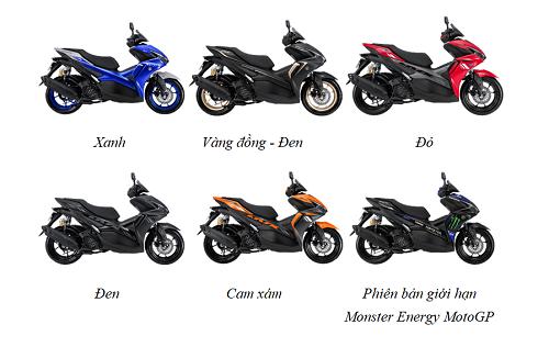 Những yếu tố tạo nên sự khác biệt của Yamaha NVX 155 VVA