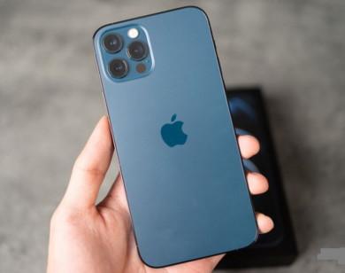iPhone 12 mắc lỗi không sử dụng được tính năng nhắn tin