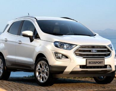 Giá xe ôtô hôm nay 14/11: Ford EcoSport ưu đãi 25 triệu đồng