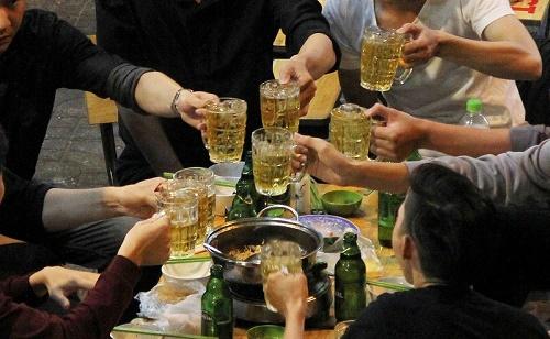Vi phạm về rượu, bia, thuốc lá: Phạt gấp đôi
