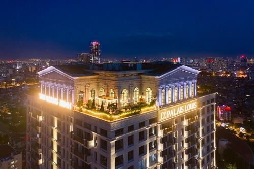 Điều gì khiến cung điện D'. Palais Louis không dành cho 99,9875% người Việt?