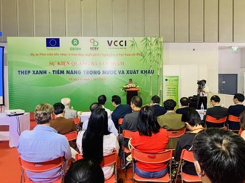 Việt Nam đứng đứng thứ 4 trong xuất khẩu mây tre ra thế giới