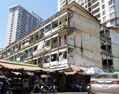 TP Hồ Chí Minh sẽ cưỡng chế tháo dỡ chung cư cũ khi có 50% cư dân đồng ý?