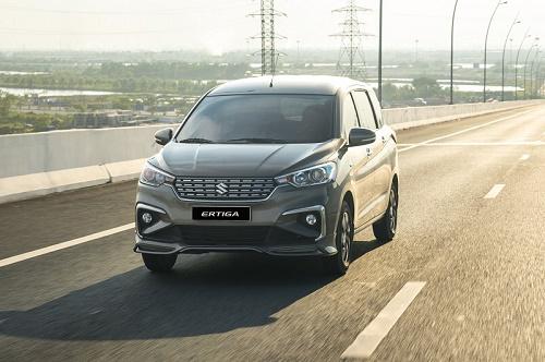 Ertiga Sport - Sở hữu MPV nhập khẩu đa dụng, nhận lì xì lớn từ Suzuki