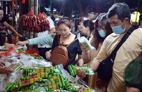 Khai mạc Lễ hội Tết Việt 2021