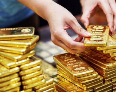 Giá vàng hôm nay 15/2/2021: Tiếp tục giảm phiên đầu tuần