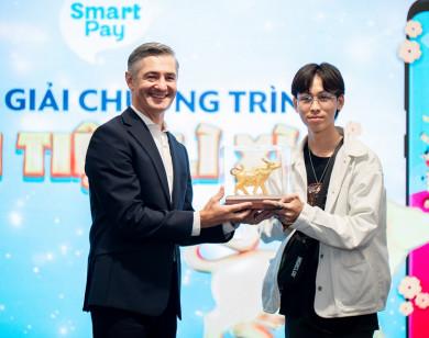 Ví điện tử SmartPay trao gần 700.000 giải thưởng cho người dùng may mắn tham gia Đại tiệc lì xì