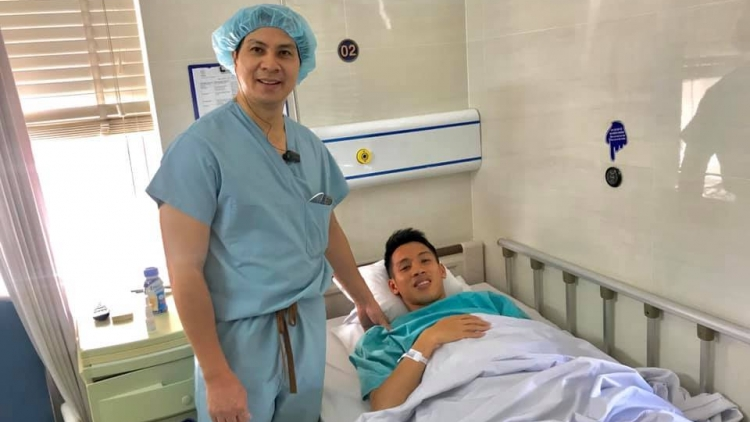 Hùng Dũng CHÍNH THỨC được phẫu thuật thành công