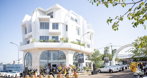 Dự án Thành phố Cà phê với 99% giao dịch thành công trong 80 phút