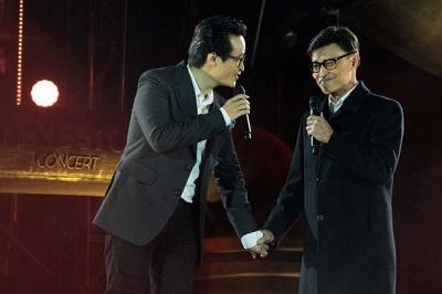 Mô hình live show mới của showbiz Việt