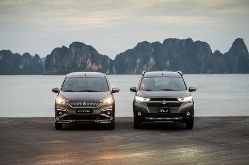 XL7 và Ertiga - Mẫu xe 7 chỗ ăn khách nhất phân khúc xe thể thao trong tháng 3/2021