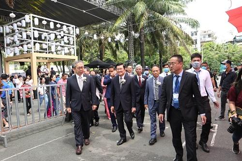 TP.HCM: Chính thức khai mạc Lễ hội Nhật – Việt lần 7