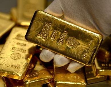 Giá vàng hôm nay 20/4/2021: Bất ngờ quay đầu giảm mạnh