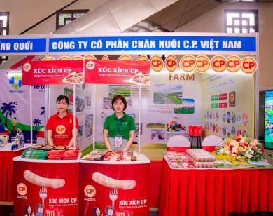 """C.P. Việt Nam đạt """"Giải vàng chất lượng quốc gia năm 2020"""""""
