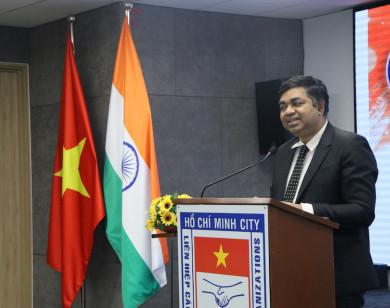 Hiện có 40 - 50 doanh nghiệp Ấn Độ muốn đầu tư vào Việt Nam