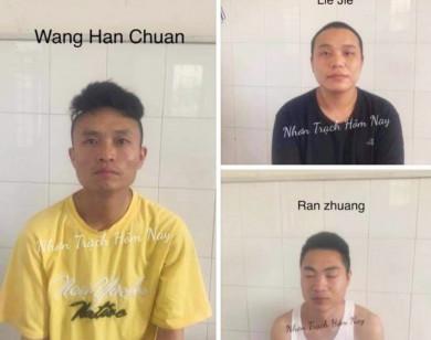 Khẩn cấp truy tìm 3 đối tượng người Trung Quốc nhập cảnh trái phép, trốn khỏi khu cách ly