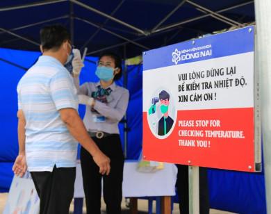 Xuất hiện ca dương tính với Covid-19 đầu tiên tại TP Long Khánh, Đồng Nai
