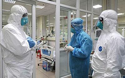 Sáng 6-5, phát hiện 8 ca mắc Covid-19 mới, đều tại Bệnh viện Bệnh Nhiệt đới Trung ương