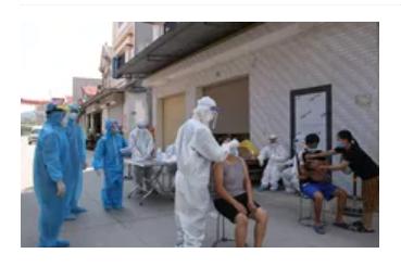 Trưa 27-5, thêm 53 ca mắc Covid-19 trong nước, Bắc Ninh và Bắc Giang chiếm 51 ca