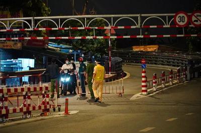 TP HCM: Tạm ngưng nhiều loại phương tiện giao thông trên địa bàn quận Gò Vấp